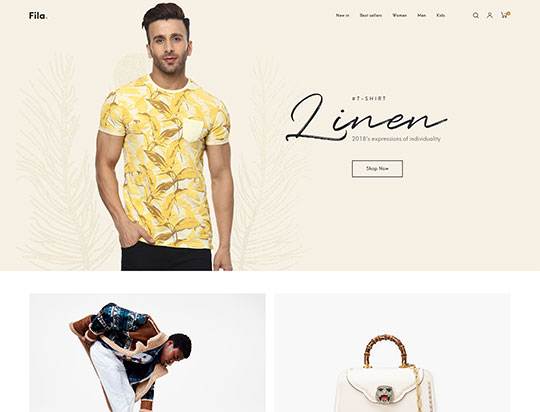 fashion themes for wordpress
